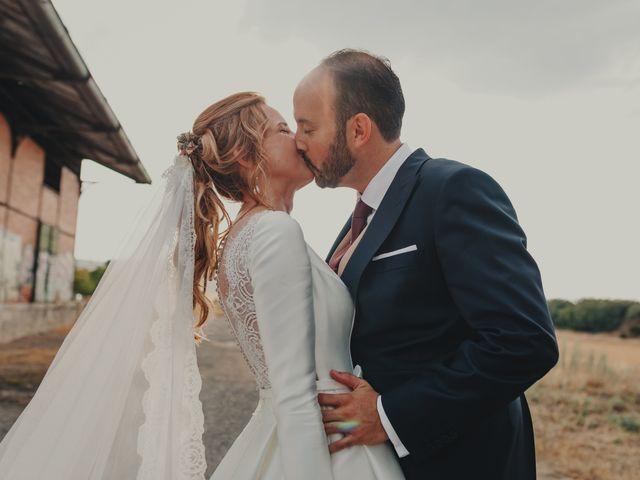 La boda de Juan y Raquel en Castrillo De Duero, Valladolid 142