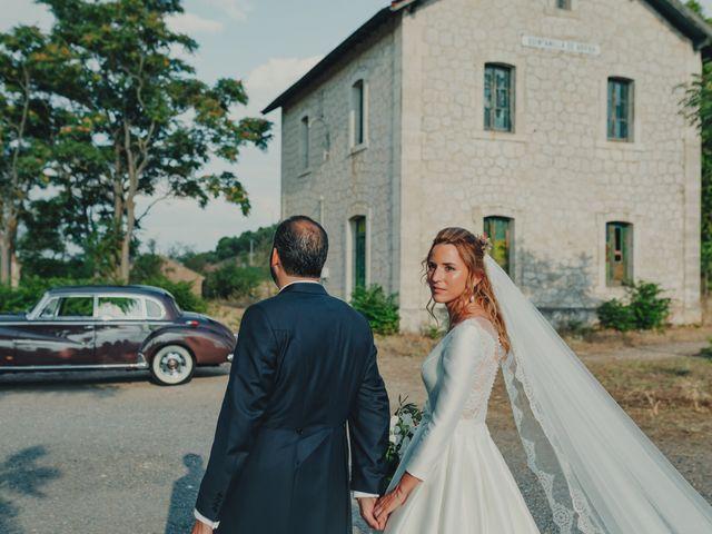 La boda de Juan y Raquel en Castrillo De Duero, Valladolid 143