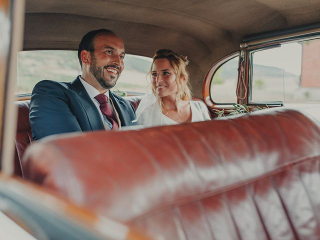 La boda de Juan y Raquel en Castrillo De Duero, Valladolid 2