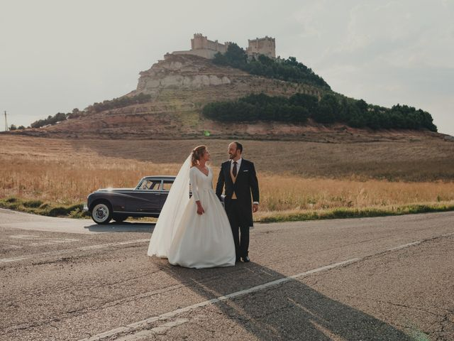 La boda de Juan y Raquel en Castrillo De Duero, Valladolid 149