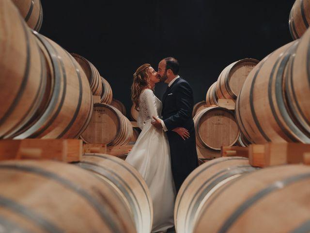 La boda de Juan y Raquel en Castrillo De Duero, Valladolid 160