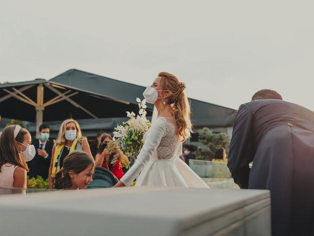 La boda de Juan y Raquel en Castrillo De Duero, Valladolid 166
