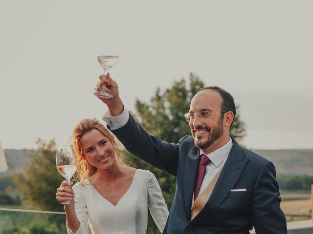 La boda de Juan y Raquel en Castrillo De Duero, Valladolid 167