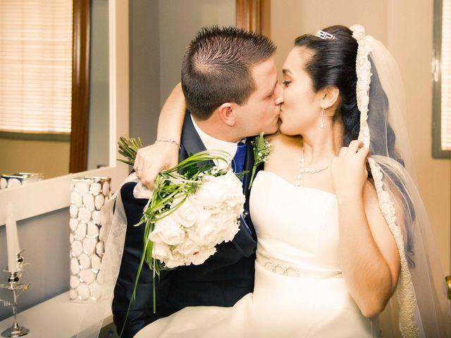 La boda de Paqui y Juanjo