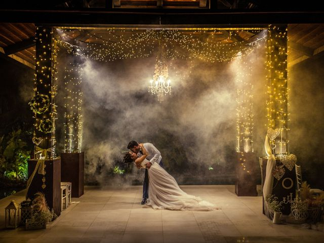 La boda de Verónica y Jose Manuel