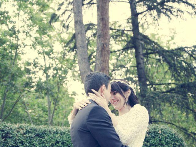 La boda de Marina y Jorge