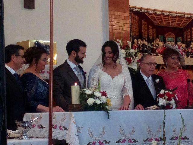 La boda de María y Manuel J. en Corrales, Huelva 8