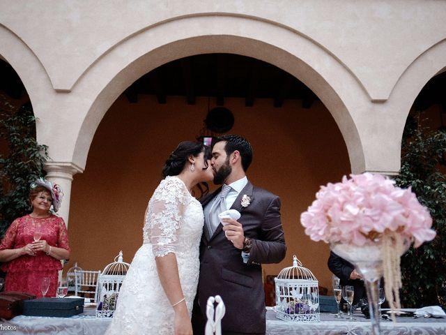 La boda de María y Manuel J. en Corrales, Huelva 17