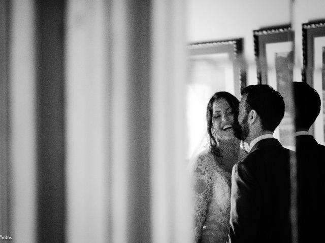 La boda de Manuel J. y María
