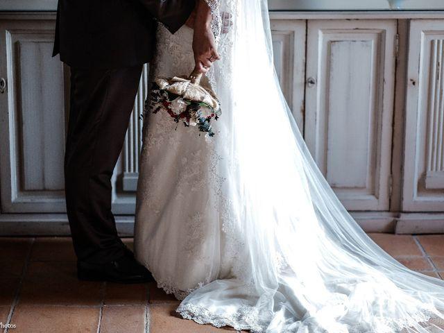 La boda de María y Manuel J. en Corrales, Huelva 19
