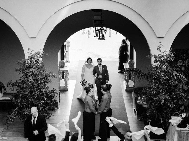 La boda de María y Manuel J. en Corrales, Huelva 20