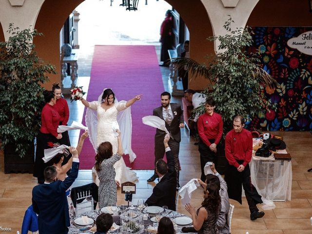 La boda de María y Manuel J. en Corrales, Huelva 21