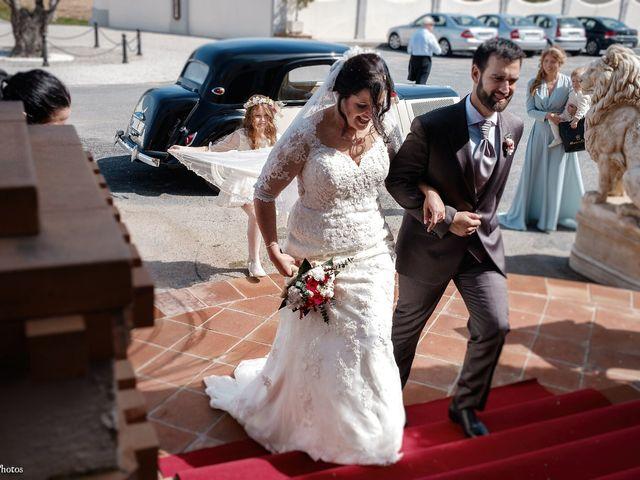 La boda de María y Manuel J. en Corrales, Huelva 23