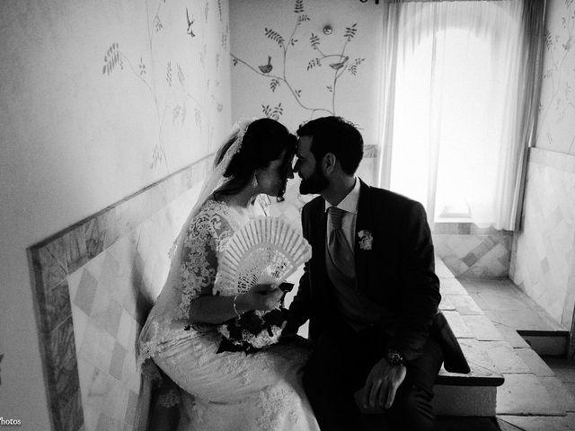 La boda de María y Manuel J. en Corrales, Huelva 24