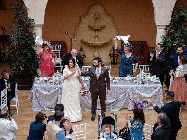 La boda de María y Manuel J. en Corrales, Huelva 25