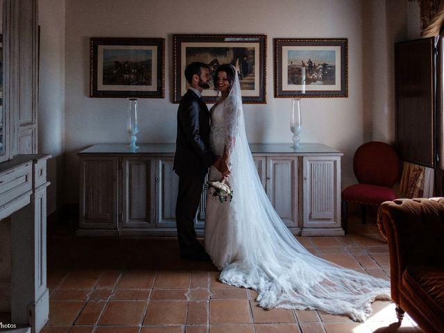 La boda de María y Manuel J. en Corrales, Huelva 1