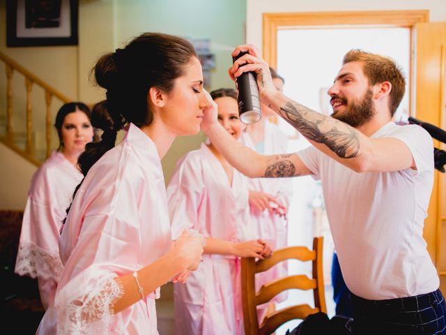 La boda de Toni y Teté en Riba-roja De Túria, Valencia 4