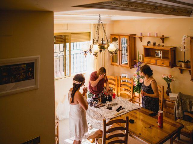 La boda de Toni y Teté en Riba-roja De Túria, Valencia 11