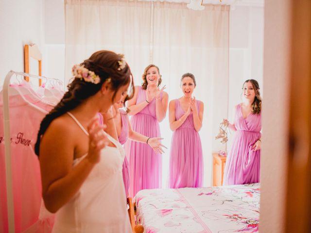 La boda de Toni y Teté en Riba-roja De Túria, Valencia 13