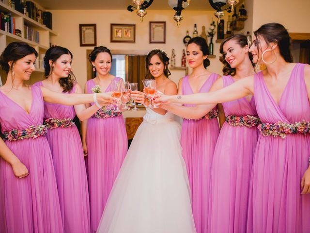 La boda de Toni y Teté en Riba-roja De Túria, Valencia 15
