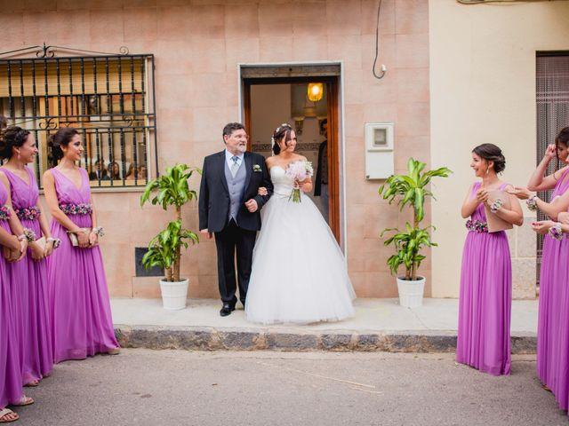 La boda de Toni y Teté en Riba-roja De Túria, Valencia 16