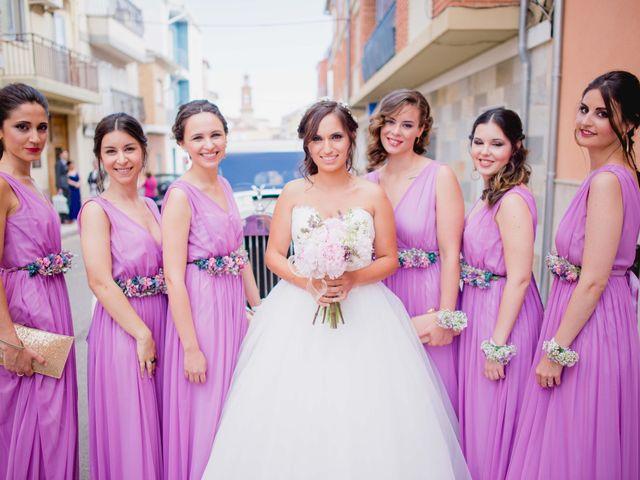 La boda de Toni y Teté en Riba-roja De Túria, Valencia 17