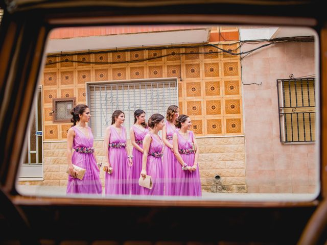 La boda de Toni y Teté en Riba-roja De Túria, Valencia 18