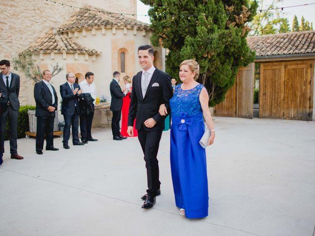 La boda de Toni y Teté en Riba-roja De Túria, Valencia 22