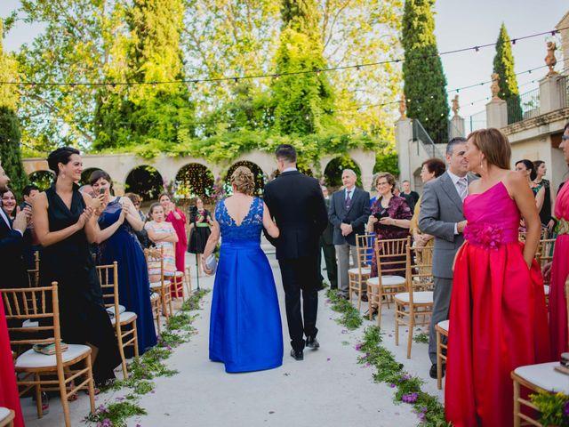 La boda de Toni y Teté en Riba-roja De Túria, Valencia 23
