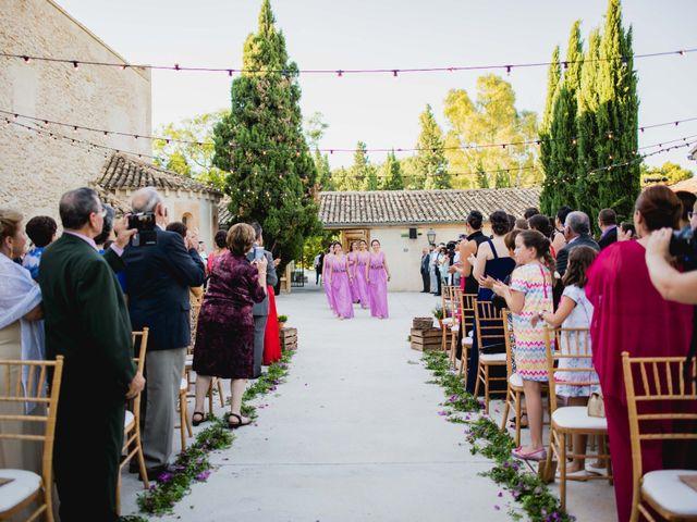 La boda de Toni y Teté en Riba-roja De Túria, Valencia 24