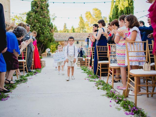 La boda de Toni y Teté en Riba-roja De Túria, Valencia 26