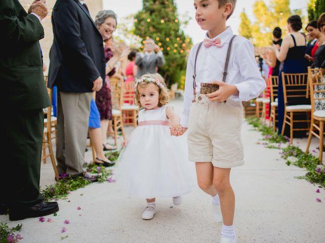 La boda de Toni y Teté en Riba-roja De Túria, Valencia 27