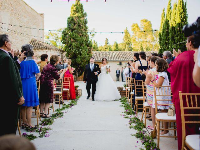 La boda de Toni y Teté en Riba-roja De Túria, Valencia 28