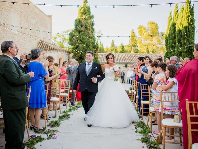 La boda de Toni y Teté en Riba-roja De Túria, Valencia 29