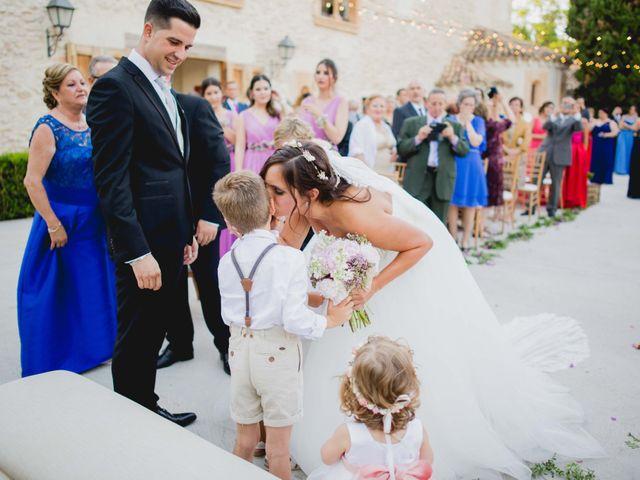 La boda de Toni y Teté en Riba-roja De Túria, Valencia 30
