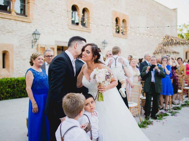 La boda de Toni y Teté en Riba-roja De Túria, Valencia 31