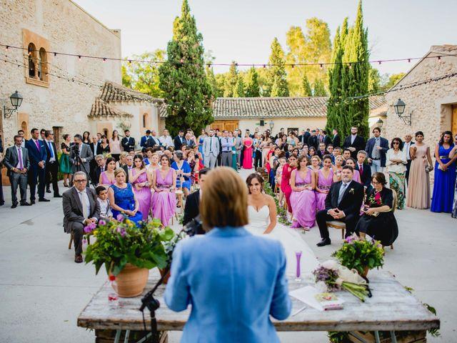 La boda de Toni y Teté en Riba-roja De Túria, Valencia 33