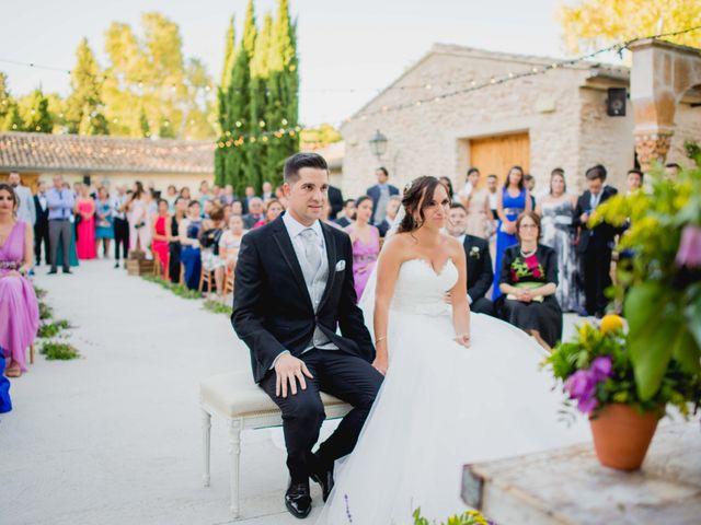 La boda de Toni y Teté en Riba-roja De Túria, Valencia 34