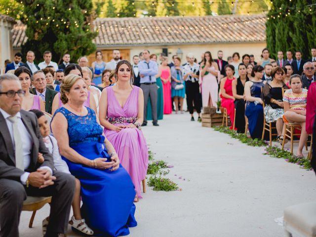 La boda de Toni y Teté en Riba-roja De Túria, Valencia 37