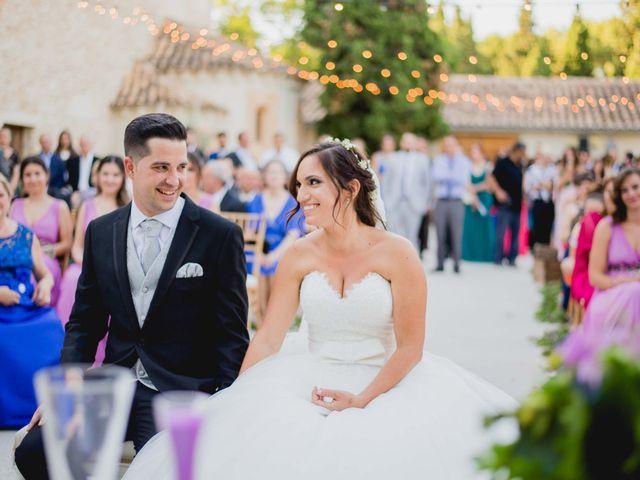 La boda de Toni y Teté en Riba-roja De Túria, Valencia 39