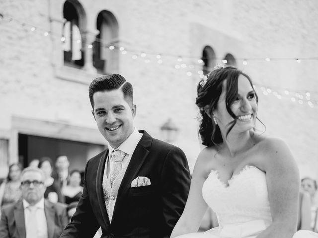 La boda de Toni y Teté en Riba-roja De Túria, Valencia 42