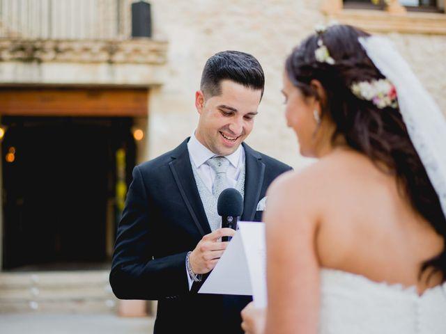 La boda de Toni y Teté en Riba-roja De Túria, Valencia 44