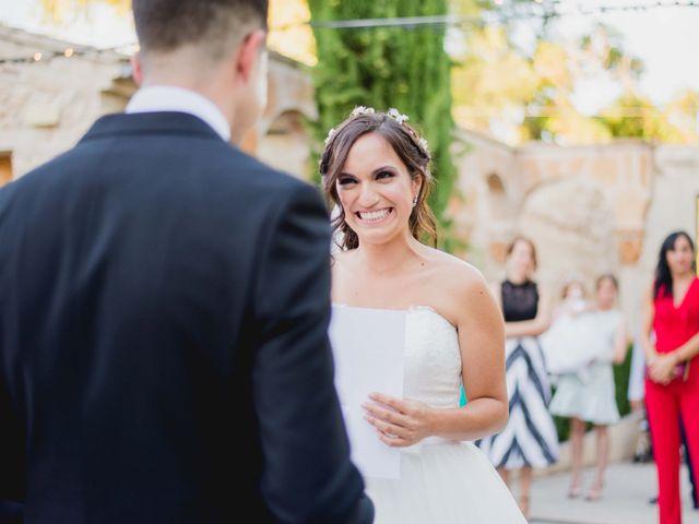 La boda de Toni y Teté en Riba-roja De Túria, Valencia 45