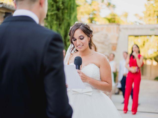 La boda de Toni y Teté en Riba-roja De Túria, Valencia 46