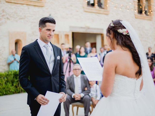 La boda de Toni y Teté en Riba-roja De Túria, Valencia 47