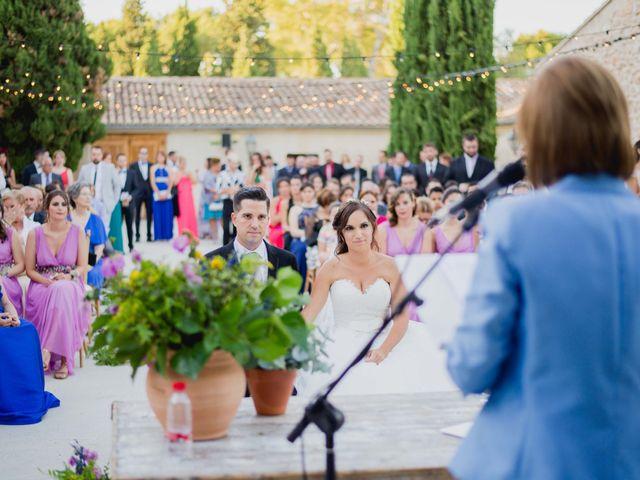 La boda de Toni y Teté en Riba-roja De Túria, Valencia 48