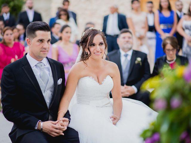 La boda de Toni y Teté en Riba-roja De Túria, Valencia 50