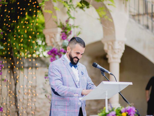 La boda de Toni y Teté en Riba-roja De Túria, Valencia 52
