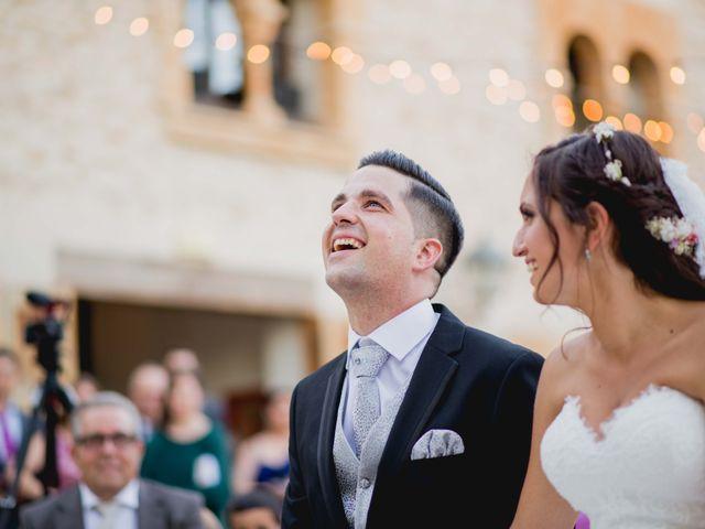 La boda de Toni y Teté en Riba-roja De Túria, Valencia 54