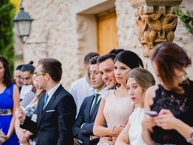 La boda de Toni y Teté en Riba-roja De Túria, Valencia 56